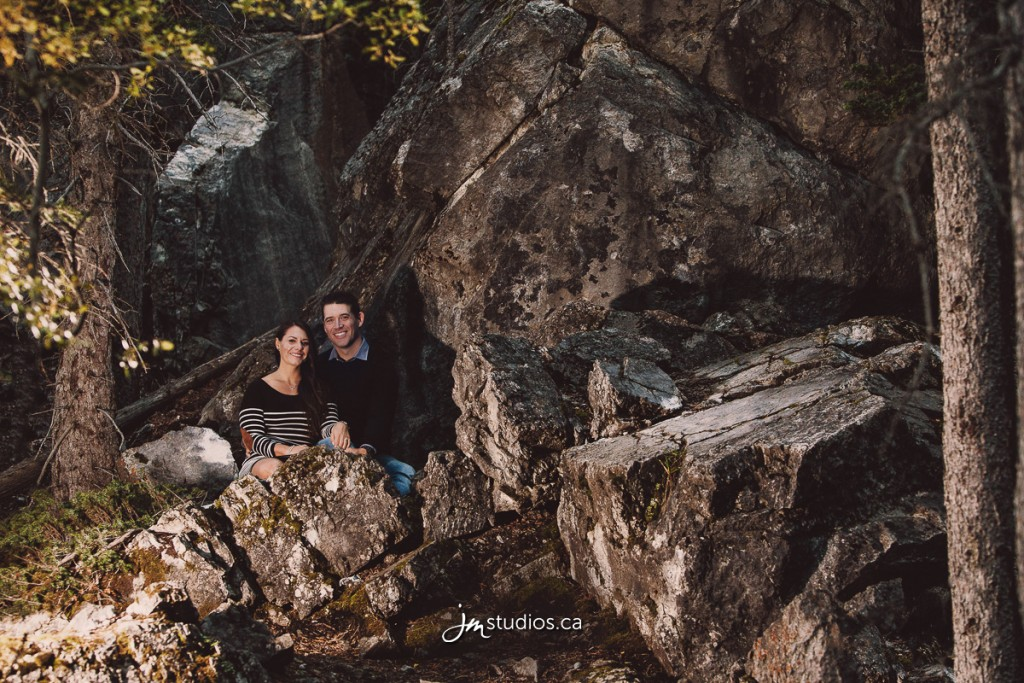Jenna and Steve's #Engagement Session at the Grassi Lakes in Canmore. Images by Calgary Engagement Photographers JM Photography © 2016 http://www.JMweddings.ca #JMweddings #JMstudios #JMphotography #EngagementPhotography #EngagementPhotos