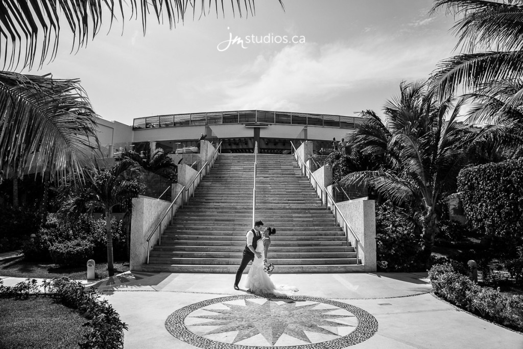 Jenna and Steve's #Wedding at Mexico's beautiful Azul Sensatori Resort. Images by Destination Wedding Photographer JM Photography © 2017 http://www.JMstudios.ca #WaughSimsWed #JMweddings #JMstudios #JMphotography #DestinationWedding #WeddingPhotography #DestinationWeddingPhotographer #EventCoreYYC #AzulSensatori #Mexico