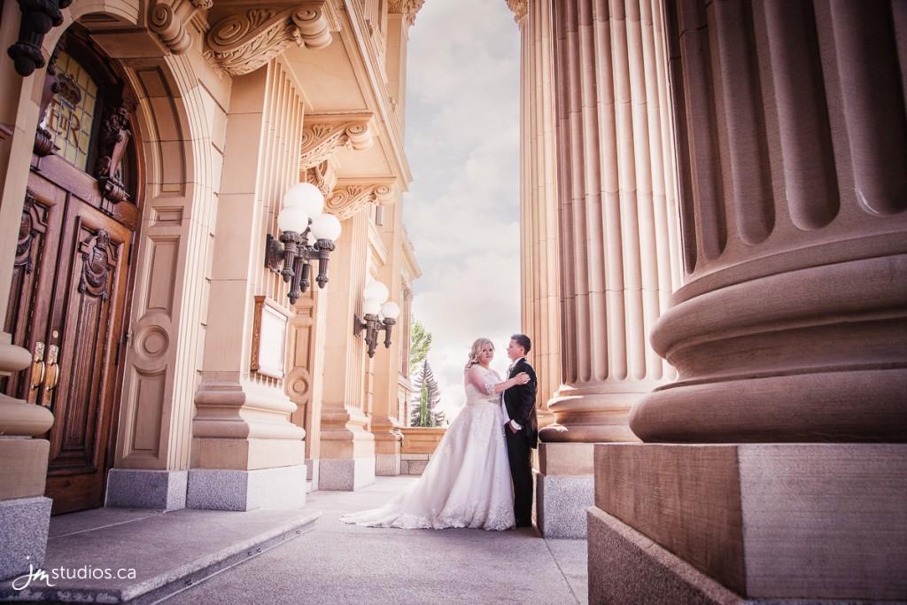 Jenn and Jeff's #Wedding. Images by Edmonton Wedding Photographers JM Photography © 2016 http://www.JMweddings.ca #JMweddings #JMevents #JMphotography #WeddingPhotography