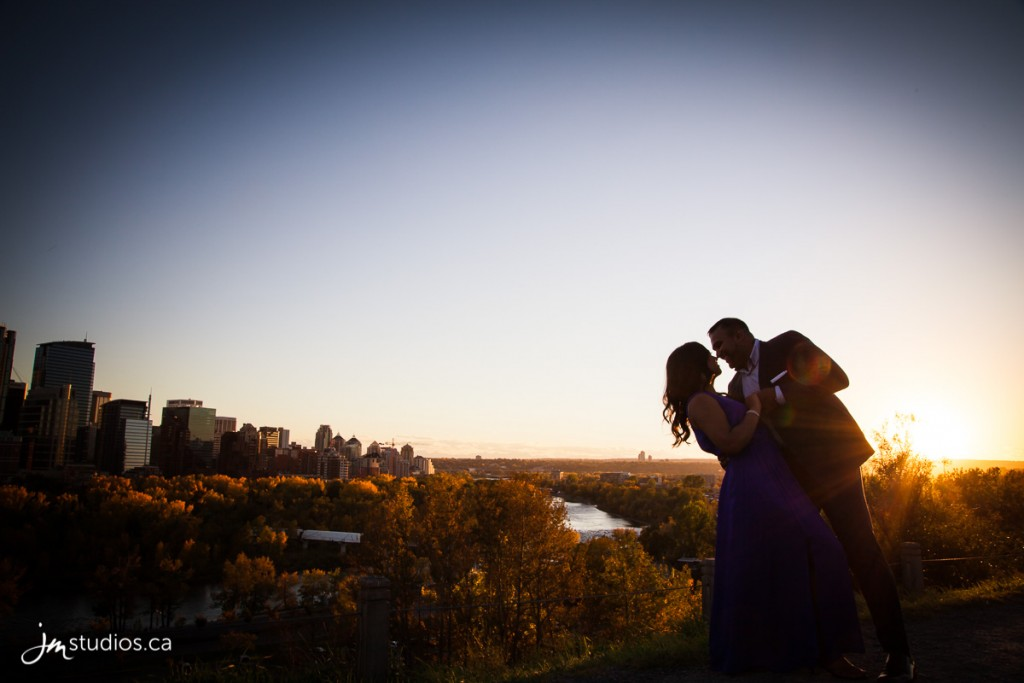Priya and Kevin's #Engagement Session on the Peace Bridge. Images by Calgary Engagement Photographers JM Photography © 2016 http://www.JMweddings.ca #JMweddings #JMstudios #JMphotography #EngagementPhotography #EngagementPhotos