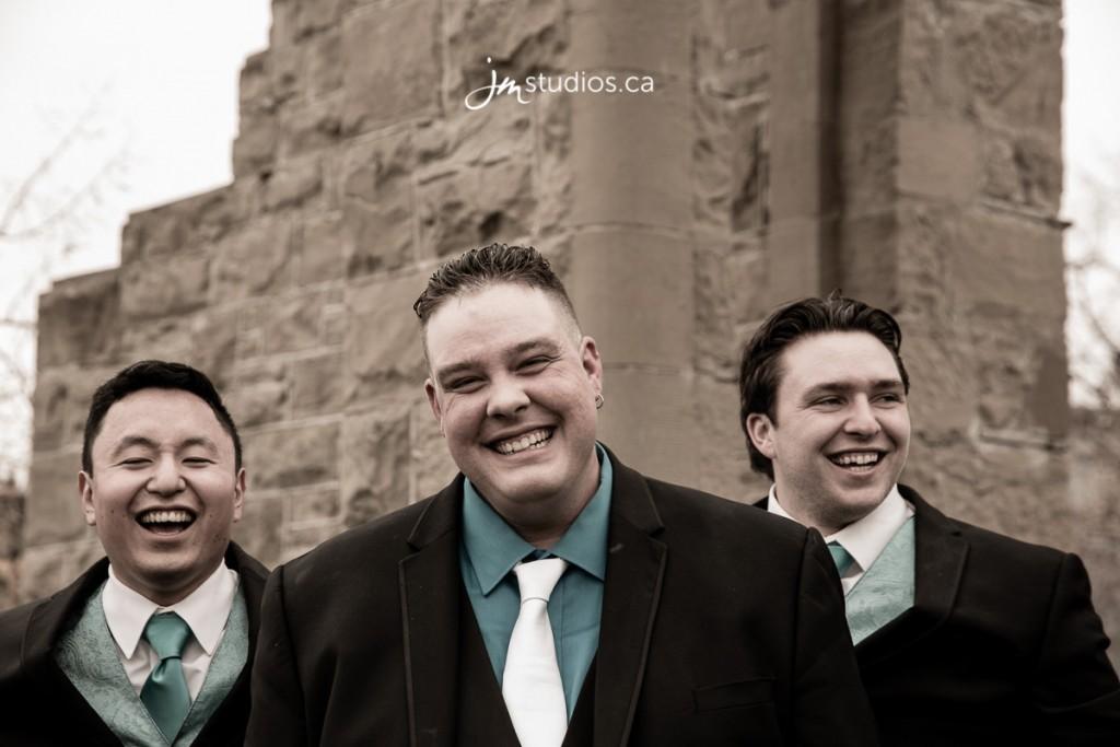Kristie and Chris's #Wedding at Rundle Ruins. Images by Calgary Wedding Photographers JM Photography © 2016 http://www.JMstudios.ca #JMweddings #JMstudios #JMevents #JMphotography #WeddingPhotography #WeddingPhotographers #RoussyWedding
