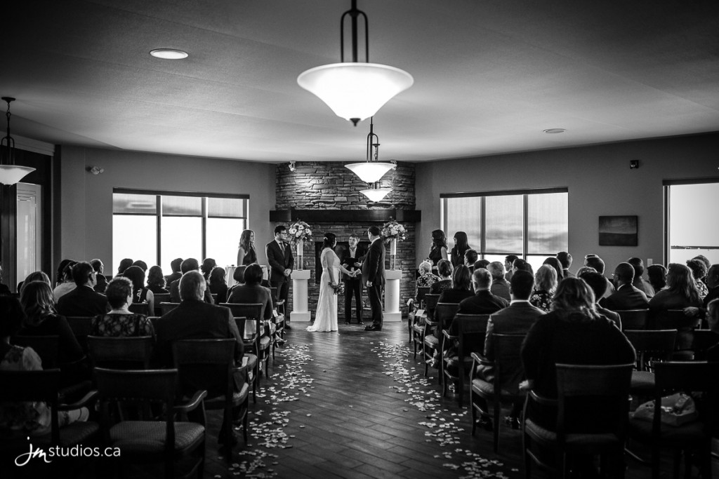 Donna and Michael's #Wedding at Sirocco Golf Course. Images by Calgary Wedding Photographers JM Photography © 2017 http://www.JMstudios.ca #JMweddings #JMstudios #JMevents #JMphotography #WeddingPhotography #WeddingPhotographers #SiroccoGolfCourse #EventCoreYYC