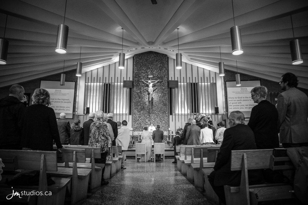 Teresa and Barry's #Wedding at Holy Trinity Catholic Church. Images by Calgary Wedding Photographers JM Photography © 2017 http://www.JMstudios.ca #JMweddings #JMstudios #JMevents #JMphotography #WeddingPhotography #WeddingPhotographers #EventCoreYYC