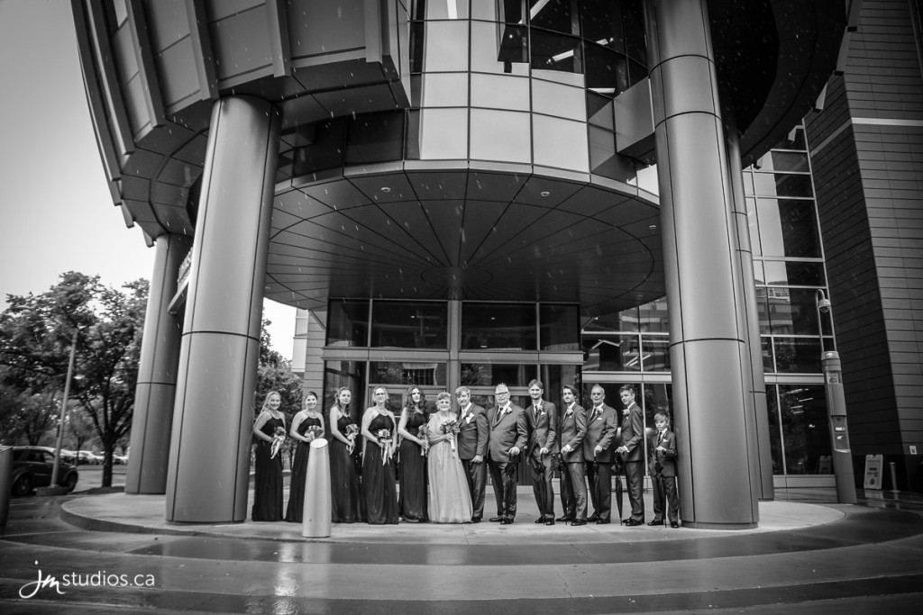 Teresa and Barry's #Wedding Formals on SAITs Campus. Images by Calgary Wedding Photographers JM Photography © 2017 http://www.JMstudios.ca #JMweddings #JMstudios #JMevents #JMphotography #WeddingPhotography #WeddingPhotographers #EventCoreYYC